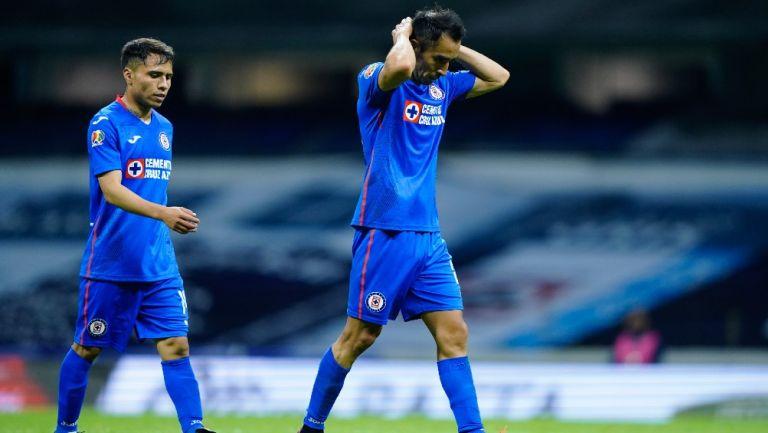Carlos Hermosillo: 'El problema de Cruz Azul es la mala planeación, psicológico y de suerte'
