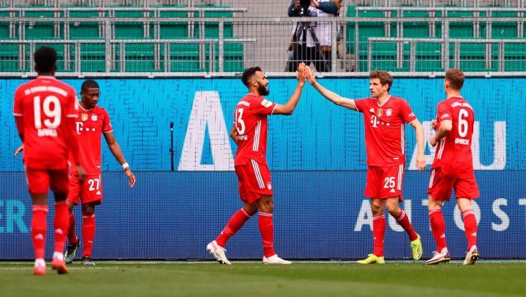 Bayern Munich: Venció al Wolfburgo y se acerca a su noveno título seguido de Bundesliga
