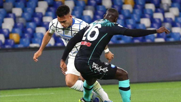 Napoli vs Inter de Milan