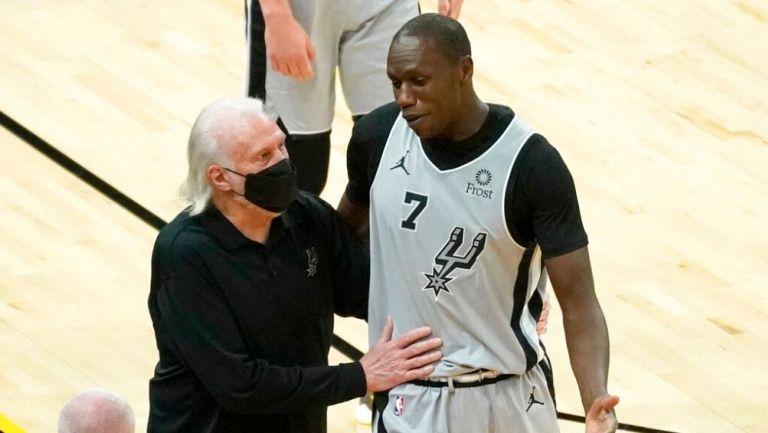 Spurs fue multado por violar regla de descansos