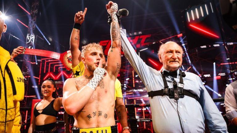 Youtuber consiguió tercera victoria en el boxeo profesional