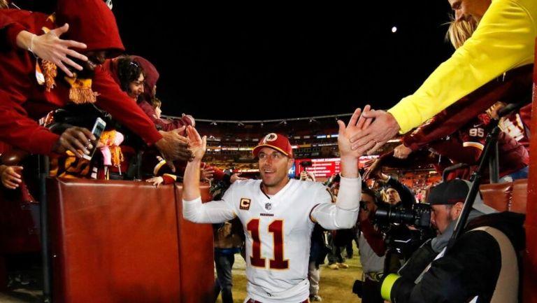 Alex Smith anunció su retiro de la NFL