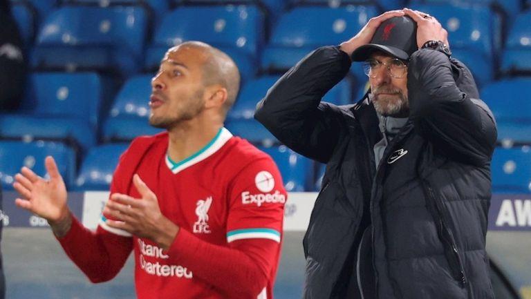 Liverpool empató a uno con Leeds de Bielsa