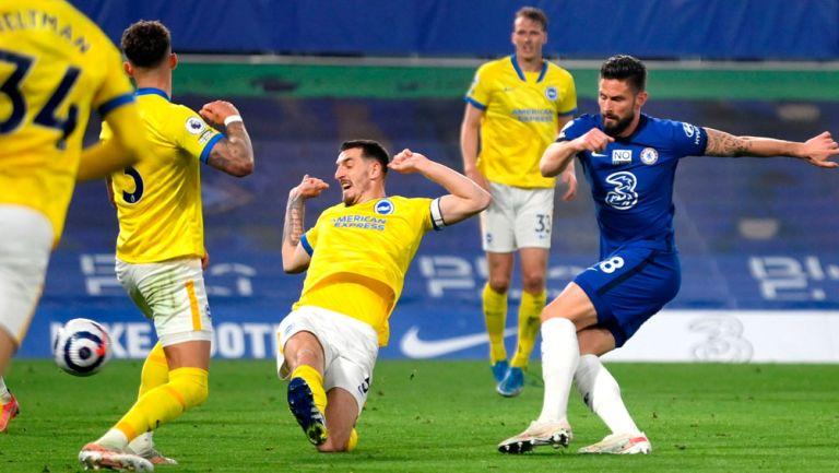 Chelsea ataca en duelo ante el Brighton