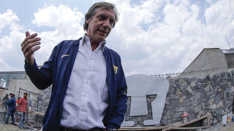 Rodrigo Ares de Parga, expresidente de Pumas