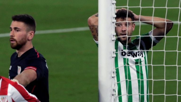 Betis empató con el Athletic