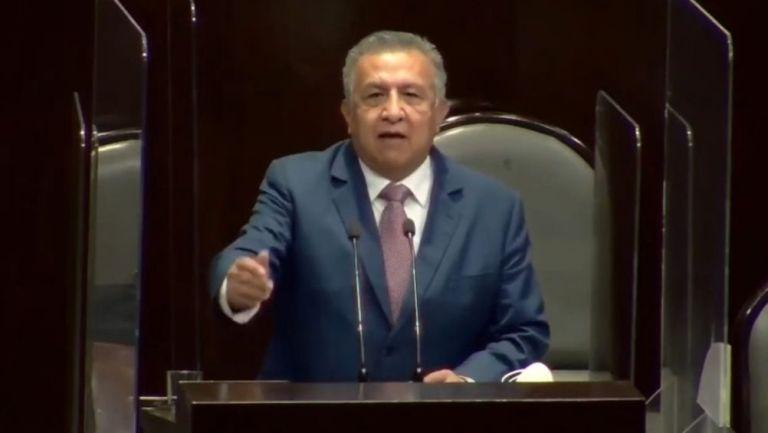 Benjamín Huerta Corona, diputado federal de Morena