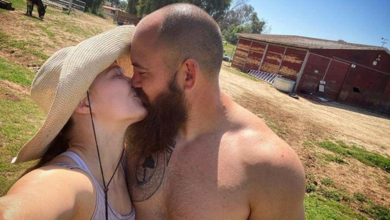 Ronda Rousey reveló que tiene cuatro meses de embarazo