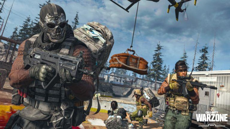 Call of Duty Warzone recibió su tercera temporada