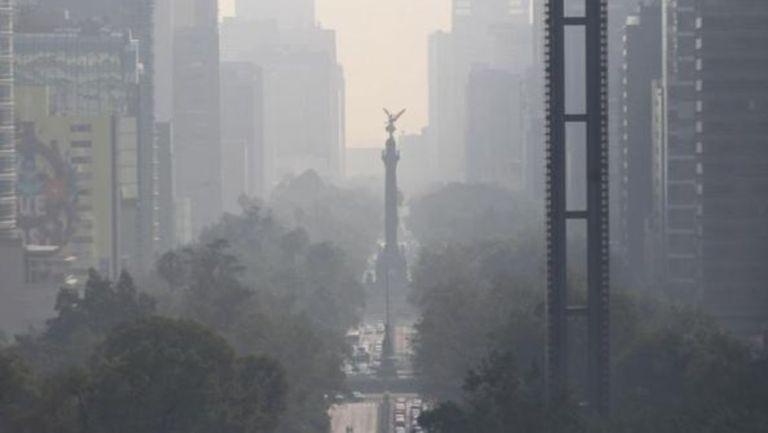 CDMX: Came activó contingencia ambiental por altas concentraciones de ozono
