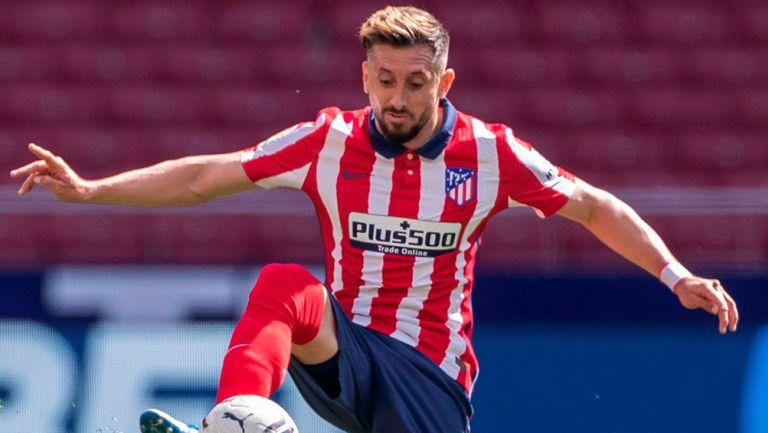 Héctor Herrera: 'Me siento más cómodo en el Atlético y lo estoy demostrando'