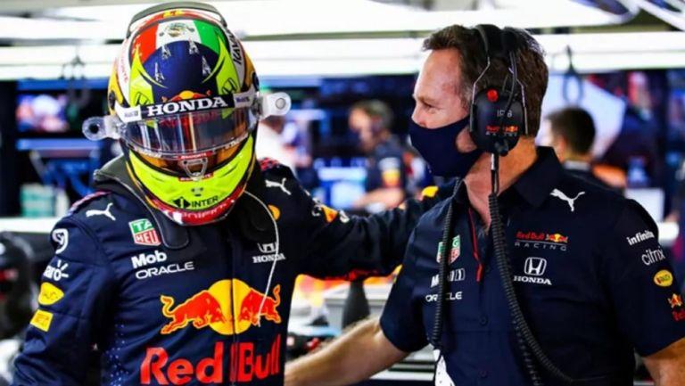 Checo Pérez: Jefe de Red Bull respaldó al mexicano por la carrera en Imola