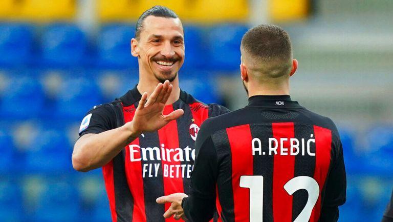Milan: Zlatan Ibrahimovic renovó y seguirá jugando a sus 40 años