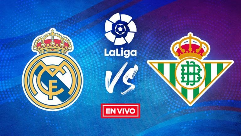 EN VIVO Y EN DIRECTO: Real Madrid vs Betis