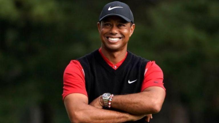 Tiger Woods, golfista profesional
