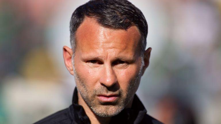 Ryan Giggs, entrenador de la Selección de Gales