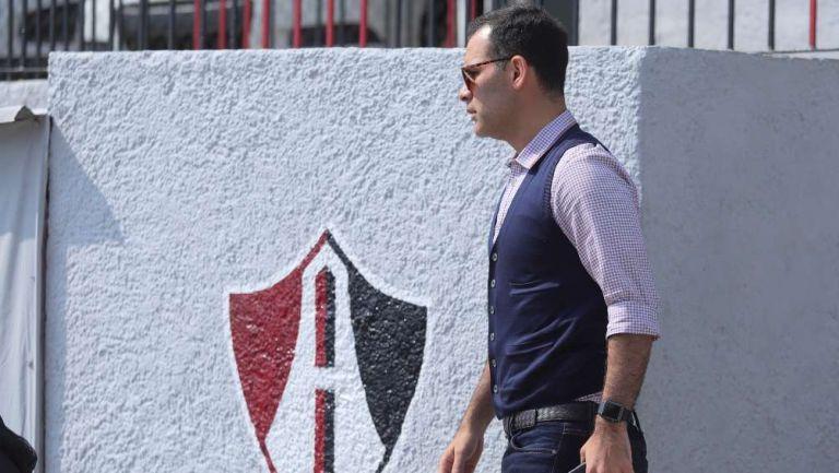 Rafa Márquez en partido