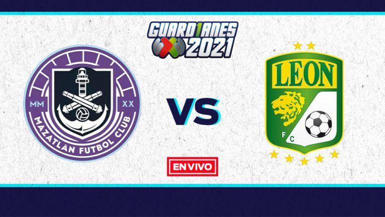 EN VIVO Y EN DIRECTO: Mazatlán vs León