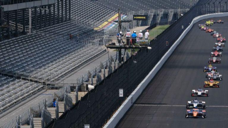 Indy 500 abre sus puertas para recibir a 135 mil aficionados