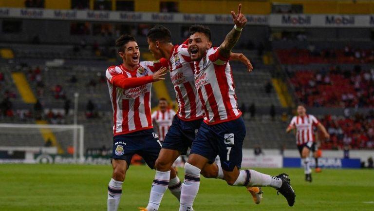 Chivas venció al Atlas