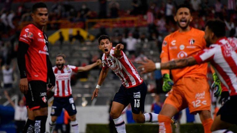 Chivas se llevó el Clásico Tapatío