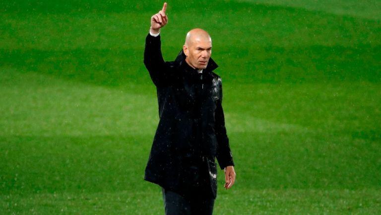 "Zinedine Zidane tras empate ante el Betis: ""Aún falta Liga"""