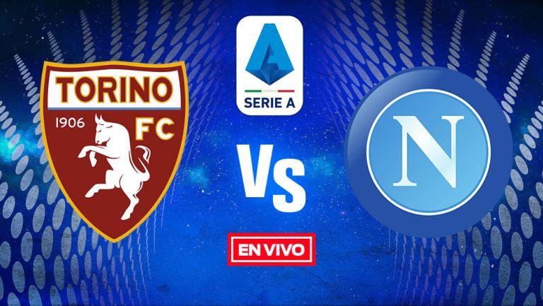 EN VIVO Y EN DIRECTO: Torino vs Napoli Serie A Jornada 33