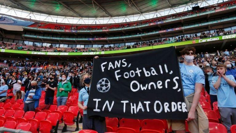 Afición del Manchester City