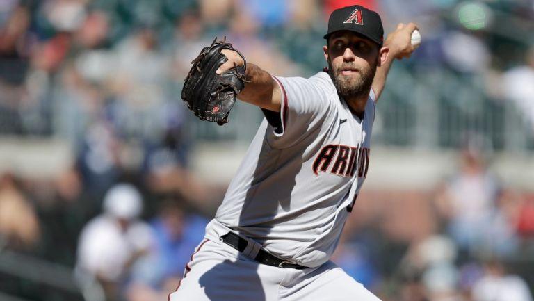 MLB: Madison Bumgarner lanzó juego sin hit no oficial en victoria de Arizona sobre Atlanta
