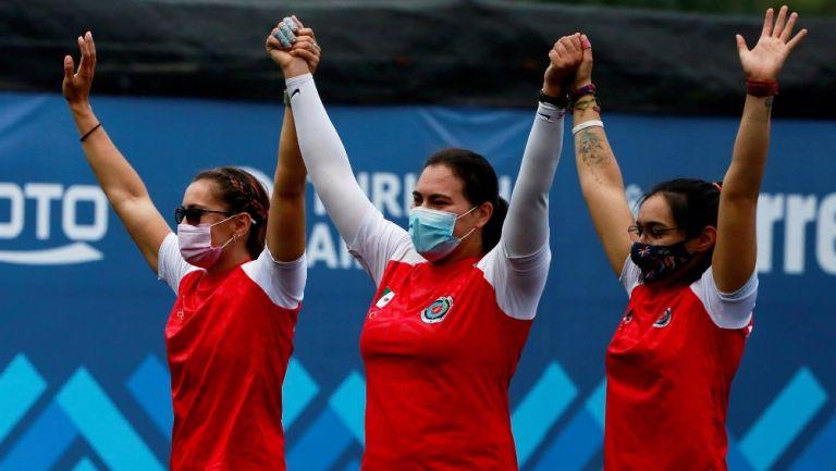 Copa del Mundo de Tiro con Arco: México ganó oro y plata en Guatemala