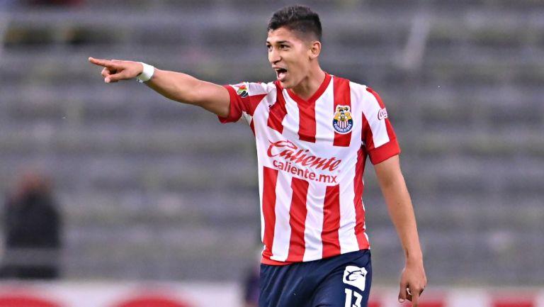 Chivas: Ofertan 60 mil pesos por playera de Ángel Zaldívar en subasta