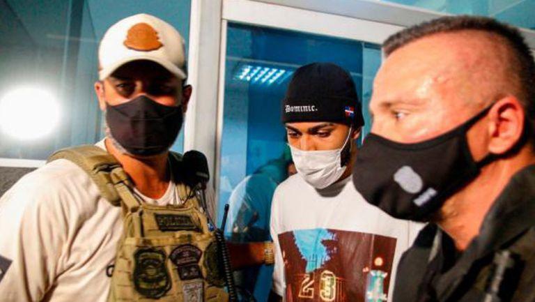Gabigol, tras detención en casino clandestino