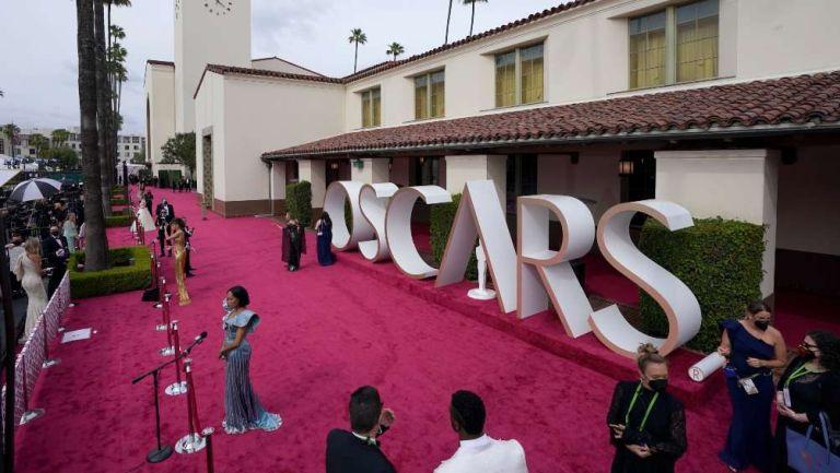 Oscars 2021 ceremonia