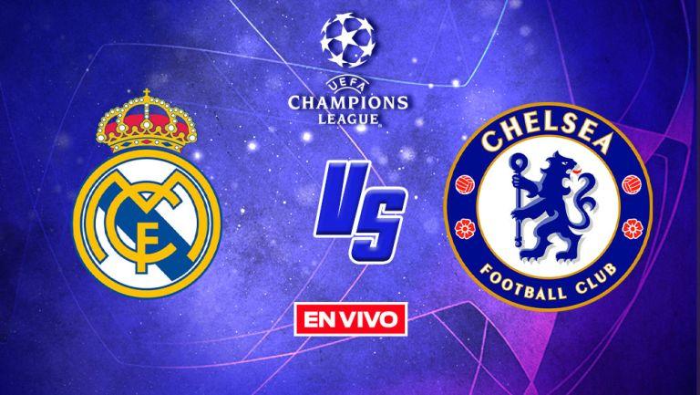 EN VIVO Y EN DIRECTO: Real Madrid vs Chelsea
