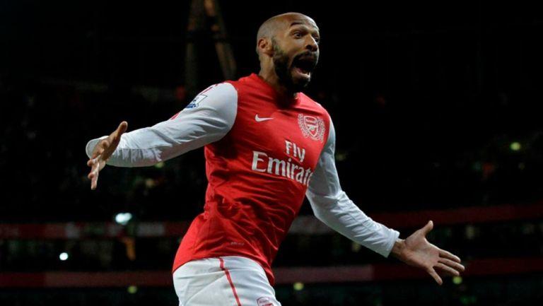Arsenal: Henry, Bergkamp y Vieira se unen a Spotify para comprar a los Gunners