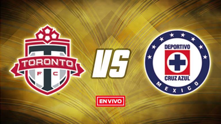 EN VIVO Y EN DIRECTO: Toronto vs Cruz Azul