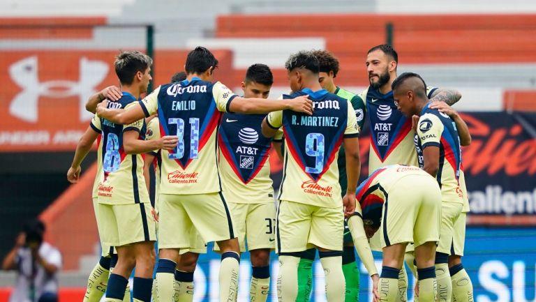 América hizo rotaciones necesarias para jugar vs Toluca