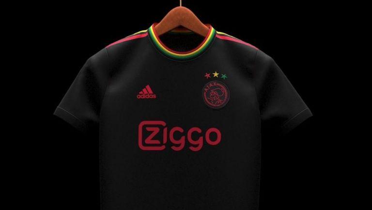 Uniforme que usará el Ajax