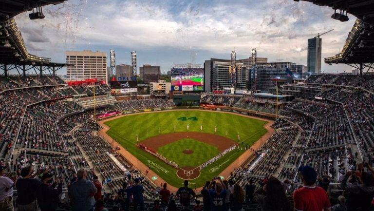 Estadio de los Atlanta Braves