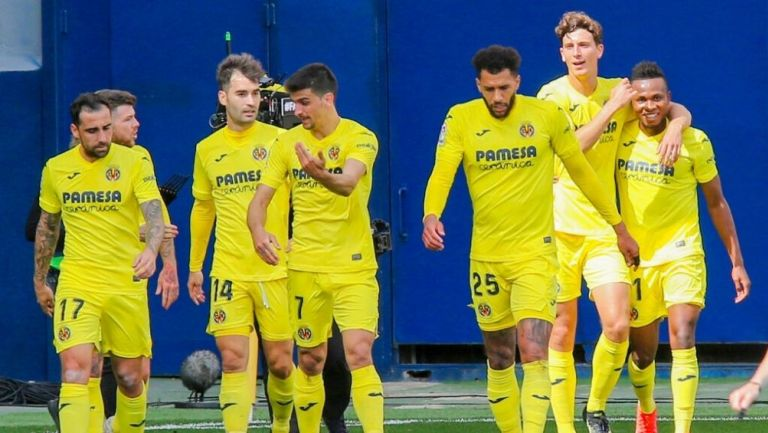 Villarreal enfrentará al Arsenal