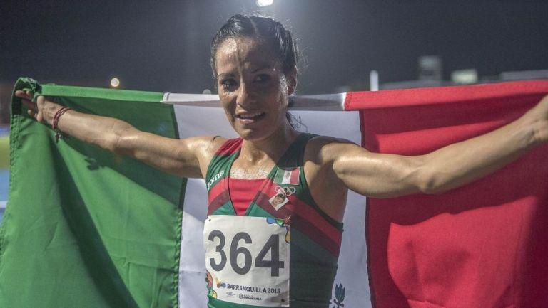 Patricia Sánchez en Barranquilla 2018