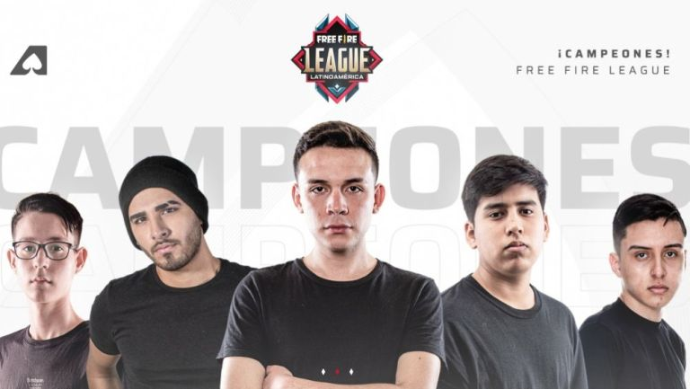 Team Aze es campeón de Latinoamérica y jugará la Free Fire World Series