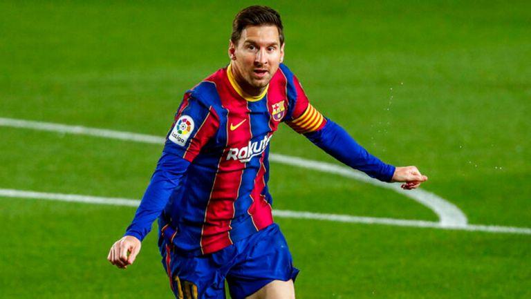 Barcelona: Messi, con buena disposición para negociar su permanencia
