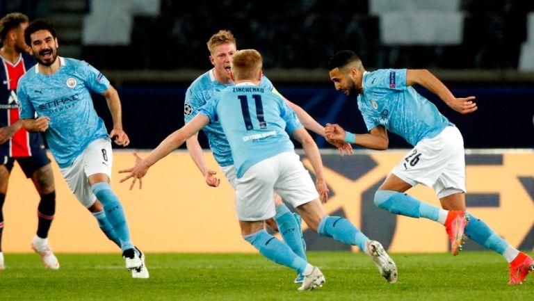Champions League: Manchester City le dio la vuelta al PSG y saca ventaja en la Semifinal