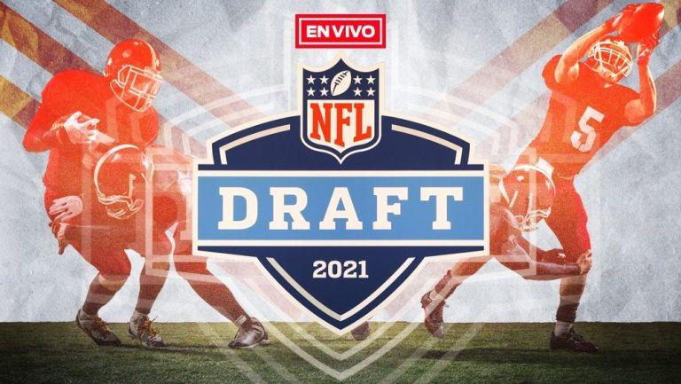 EN VIVO Y EN DIRECTO: NFL Draft 2021