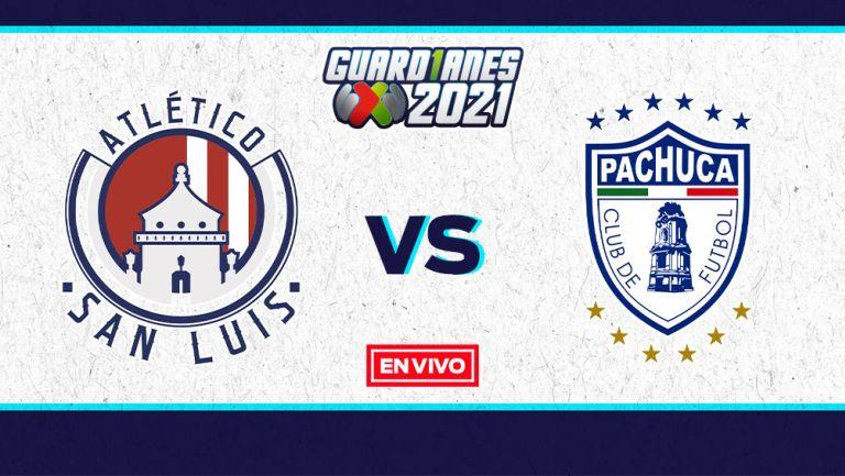 EN VIVO Y EN DIRECTO: Atlético de San Luis vs Pachuca