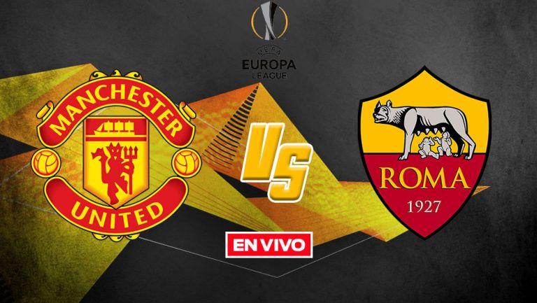 EN VIVO Y EN DIRECTO: Manchester United vs Roma