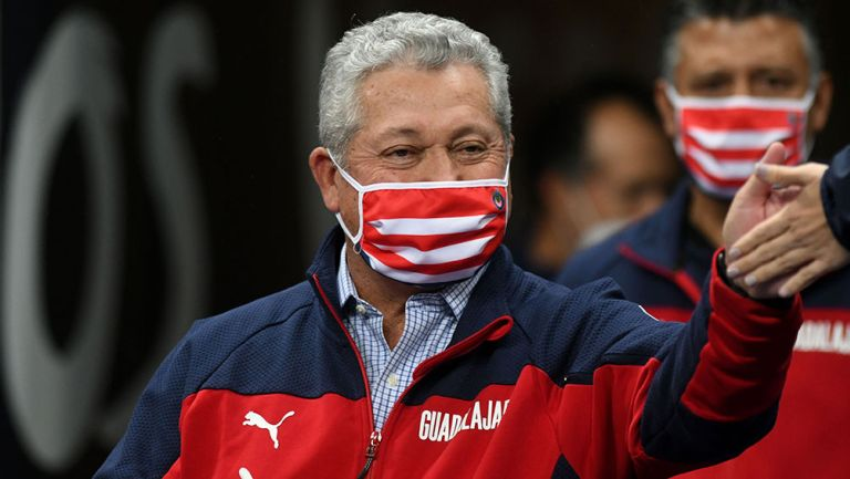Chivas: Víctor Manuel Vucetich está dispuesto a continuar en el Rebaño