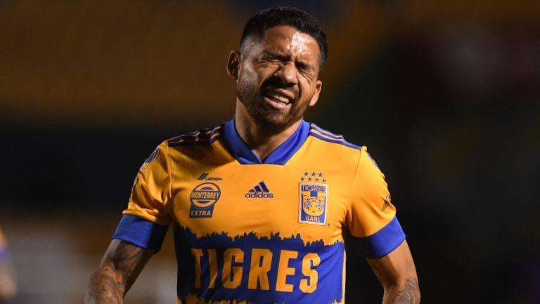 Tigres: Javier Aquino y Francisco Meza descartados para juego ante Chivas