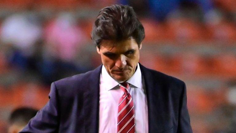 Leonel Rocco, entrenador del Atlético San Luis